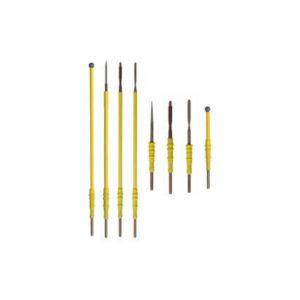Electrodos Desechables Acero Inoxidable Revestimiento Teflón