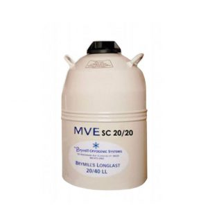 Contenedor Nitrógeno MVE 20L. SC