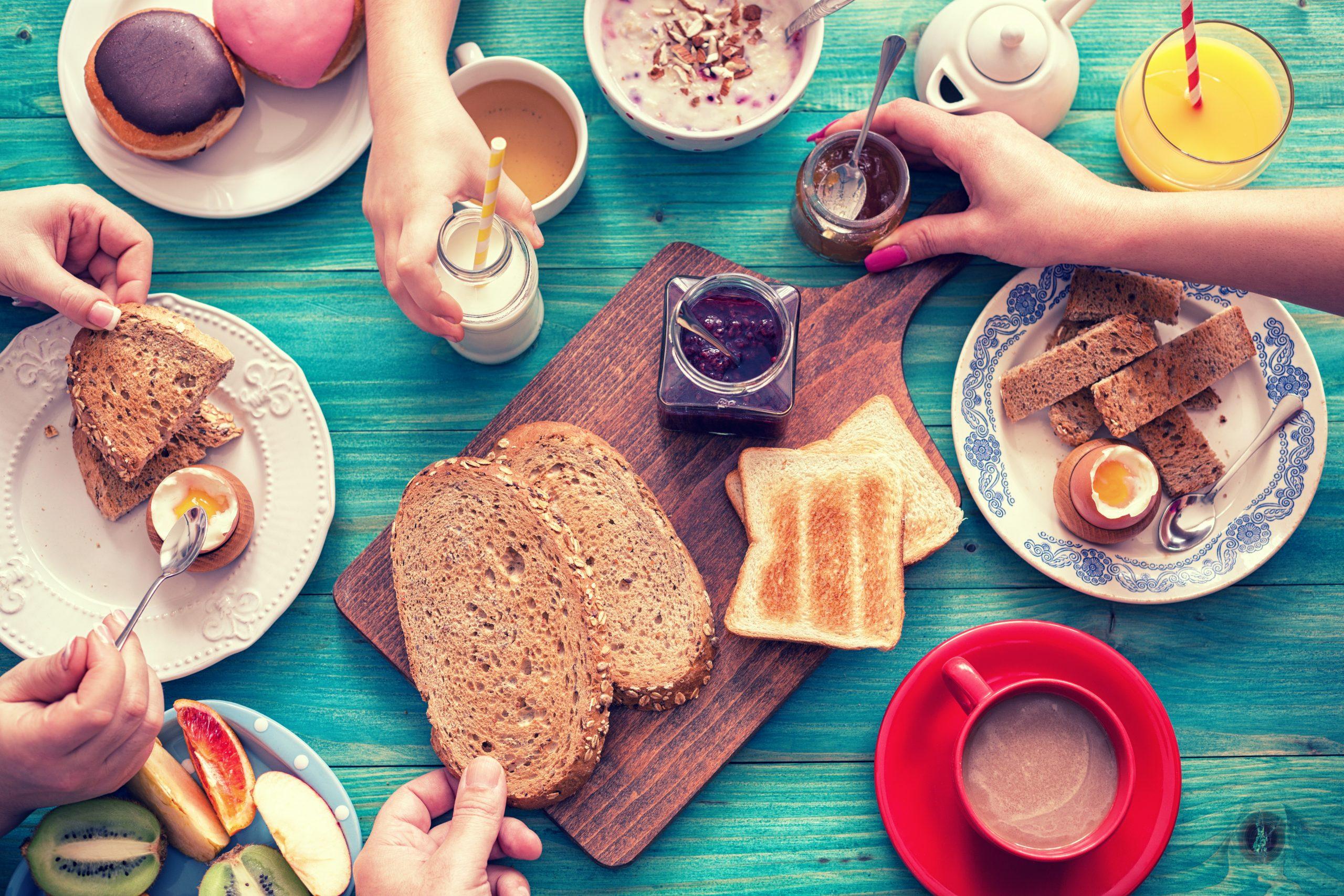 En este momento estás viendo Desayunos para todas las necesidades